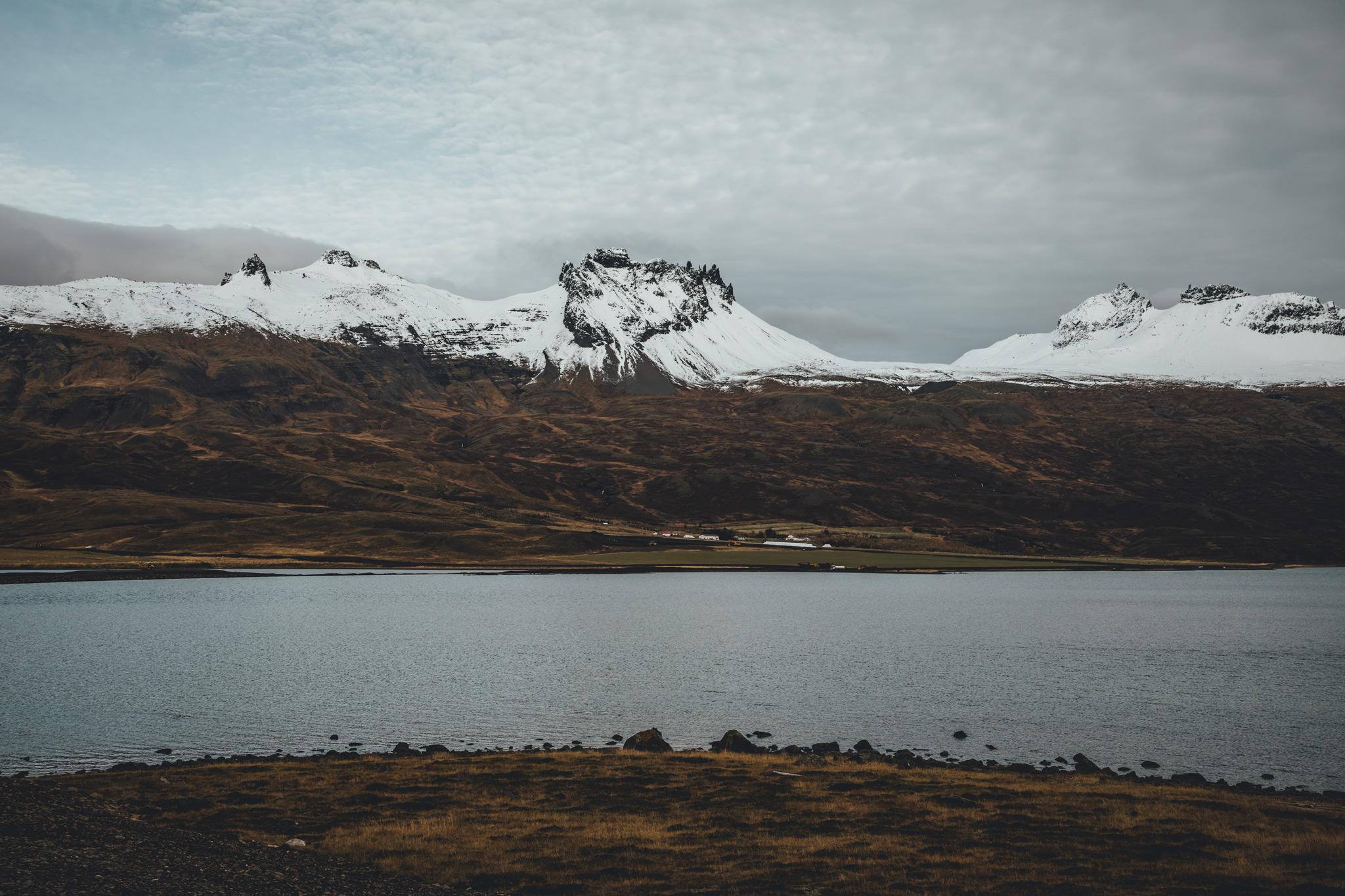 Austurland - der Osten von Island