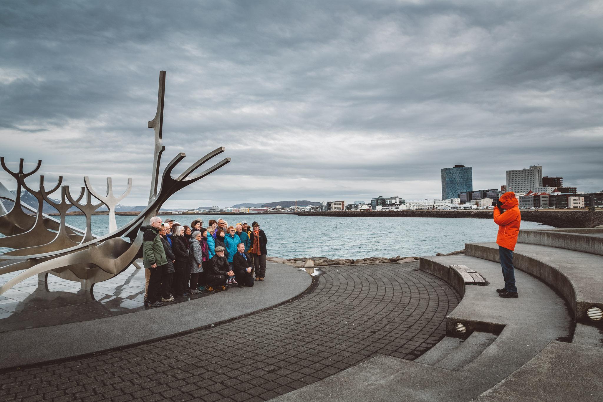 Sun Voyager Reykjavik in Iceland